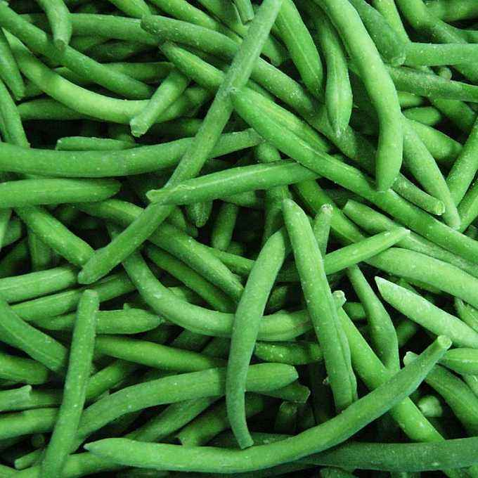 Top Quality IQF Frozen Green Bean
